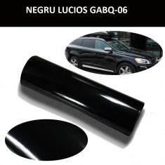 Folie auto negru lucios 1m X 1.5m