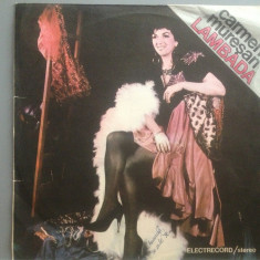 CARMEN MURESAN - LAMBADA (EDE03827/ELECTRECORD)- VINIL/stare BUNA - Muzica Pop