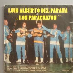 LUIS ALBERTO & LOS PARAGUAYOS vol VI (EDE 0640/ELECTRECORD) - VINIL/stare BUNA