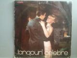 TANGOURI CELEBRE  (EDE 0297/ELECTRECORD) - VINIL/Stare F.Buna