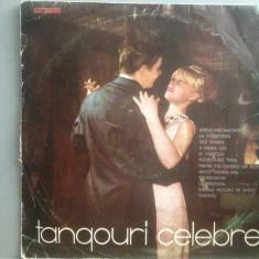 TANGOURI CELEBRE (EDE 0297/ELECTRECORD) - VINIL/Stare F.Buna - Muzica Dance
