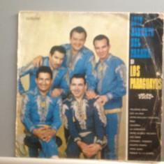 LUIS ALBERTO & LOS PARAGUAYOS vol VI (EDE 0148/ELECTRECORD) - VINIL/stare BUNA