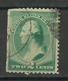 AMERICA--TIMBRE USA 1887, Stampilat