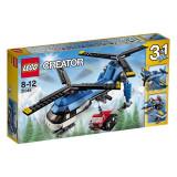 Lego Creator Elicopter Cu Rotor Dublu L31049