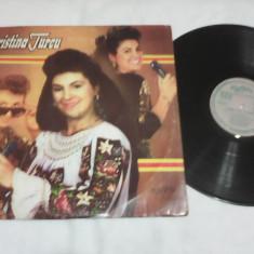 DISC VINIL CRISTINA TURCU FOARTE RAR!!!!EUROSTAR CDS 017 - Muzica Lautareasca