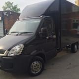Transport marfa, Mutari de mobila, Camion cu Lift!