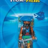 Figurina - Pirat Din Caraibe - Figurina Desene animate Playmobil
