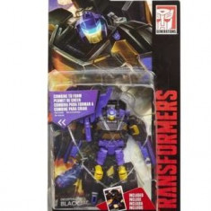 Jucarie Transformers Generations Combiner Wars Legends Class Decepticon Blackjack - Vehicul Hasbro
