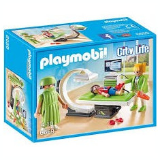 Camera Cu Raze X Playmobil