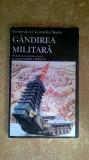 Corneliu Soare - Gandirea militara