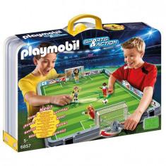 Stadionul Mobil De Fotbal Playmobil
