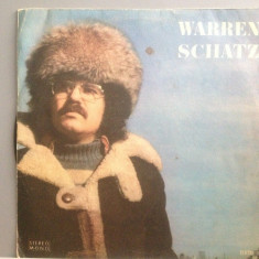 WARREN SCHATZ - ALBUM - ENGLISH (EDE 01001/ELECTRECORD) - VINIL/Stare F.Buna - Muzica Pop