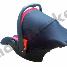 Scaunel - port bebe scoica pentru bebelusi - Scaun auto copii, 0+ (0-13 kg), Isofix