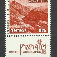 ISRAEL 1974 MNH - Timbre straine, Nestampilat