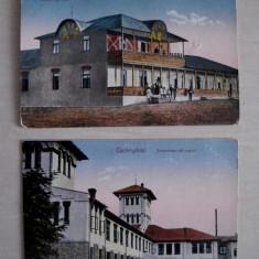 TECHIRGHIOL, LOT 6 CARTI POSTALE, INTERBELICE - Carte Postala Dobrogea 1904-1918, Necirculata, Printata