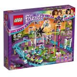Lego Friends Montagne Russe In Parcul De Distracè›Ii L41130