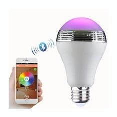 Bec Bluetooth Inteligent E27 Multicolor RGB Smartphone Control