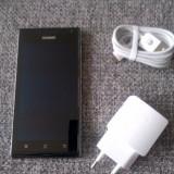 Huawey Ascend P1 black-white nou nout,12luni garantie,incarcator!!PRET:350lei