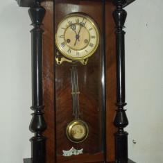 Superba pendula, ceas de perete german in stare exceptionala