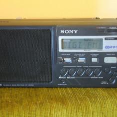 Radio Sony ICF-M50RDS - Aparat radio