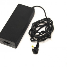 Alimentator laptop compatibil 19V 4.74A 90W mufa galbena compatibil Acer / Emachines / Packard Bell / Msi - Incarcator Laptop
