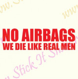 No airbags_Tuning Auto_Cod: CST-501_Dim: 35 cm. x 10.1 cm.