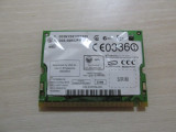 Placa wireless Acer Aspire 5500z 5502z Produs functional Poze reale 0172DA