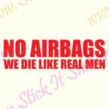 No airbags_Tuning Auto_Cod: CST-501_Dim: 50 cm. x 14.5 cm.