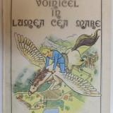 VOINICEL IN LUMEA CEA MARE de IRINA TEODORESCU, ILUSTRATII DE VIOREL PARLIGRAS, 1988 - Carte de povesti