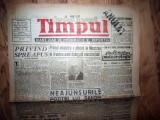 ZIAR VECHI   - TIMPUL  -  2 FEBRUARIE  1946
