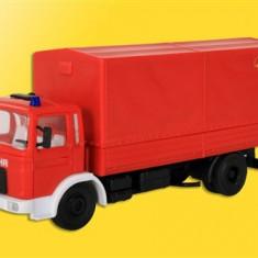 Camion MAN H0 (1:87) KIBRI 18269 - Macheta Feroviara