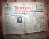 ZIAR VECHI   - TIMPUL  -  12 APRILIE 1946