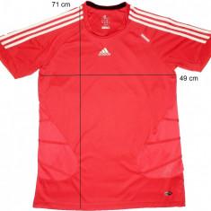 Tricou sport fotbal ADIDAS Predator, ClimaCool (M spre L) cod-173796 - Set echipament fotbal Adidas, Marime: M/L