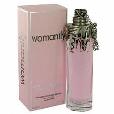 Mugler/Thierry Mugler Womanity EDP 80 ml pentru femei - Parfum femeie Thierry Mugler, Apa de parfum