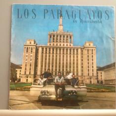 LUIS ALBERTO & LOS PARAGUAYOS - VOL III (EDE0117/ELECTRECORD) - VINIL/stare BUNA