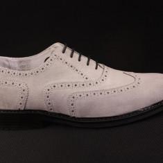 Candrani Liverpool Negru - Pantof barbat Candrani, Piele naturala, Eleganti