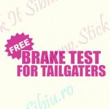 Free Brake Test_Tuning Auto_Cod: CST-507_Dim: 15 cm. x 6.6 cm.