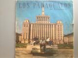 LUIS ALBERTO & LOS PARAGUAYOS - VOL II (EDE 095/ELECTRECORD) - VINIL/stare BUNA