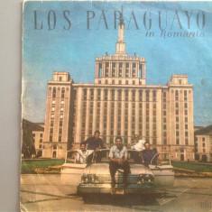 LUIS ALBERTO & LOS PARAGUAYOS - VOL II (EDE 095/ELECTRECORD) - VINIL/stare BUNA - Muzica Latino