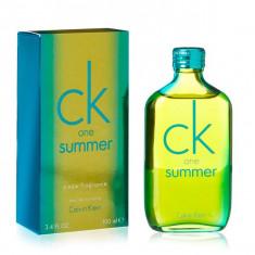 Calvin Klein - CK ONE SUMMER 2014 edt vapo 100 ml - Parfum unisex
