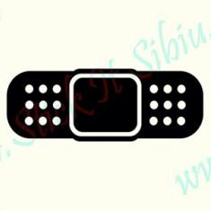 Plasture-Model 2_Tuning Auto_Cod: CST-526_Dim: 10 cm. x 3.7 cm. - Stickere tuning