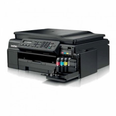 Multifunctional Brother MFC-J200, inkjet, color, format A4, fax, Wi-Fi - Multifunctionala