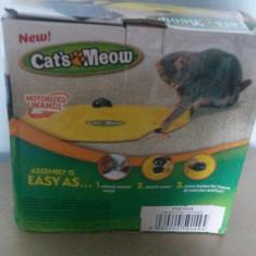 Jucarie electronica pentru pisici Cat's Meow (ca noua), Jucarii