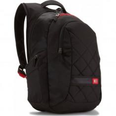 Rucsac laptop Case Logic DLBP116K negru - Geanta laptop Case Logic, Nailon