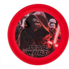 Farfurie plastic Star Wars Lulabi, Farfurii
