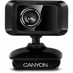 Camera web Canyon HD 1.3 MP CNE-CWC1 - Webcam