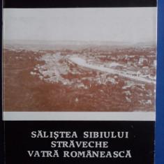 Salistea Sibiului, straveche vatra romaneasca /  R2P1F
