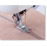 Piciorus pentru atasat 1 pana la 5 snururi (colorate) cu latime maxima de 5mm