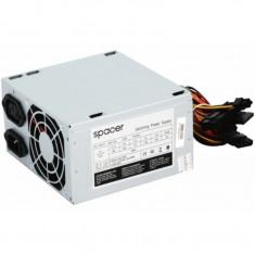 Sursa Spacer, 500W, ATX - Sursa PC, 500 Watt