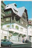 bnk cp Sinaia - Vila Excelsior - necirculata